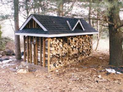 how to build a large shed + free plans | Popular Woodworking Guides